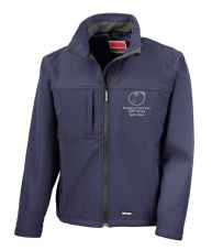 OUH PCC SORT SOFT SHELL JACKET - MENS
